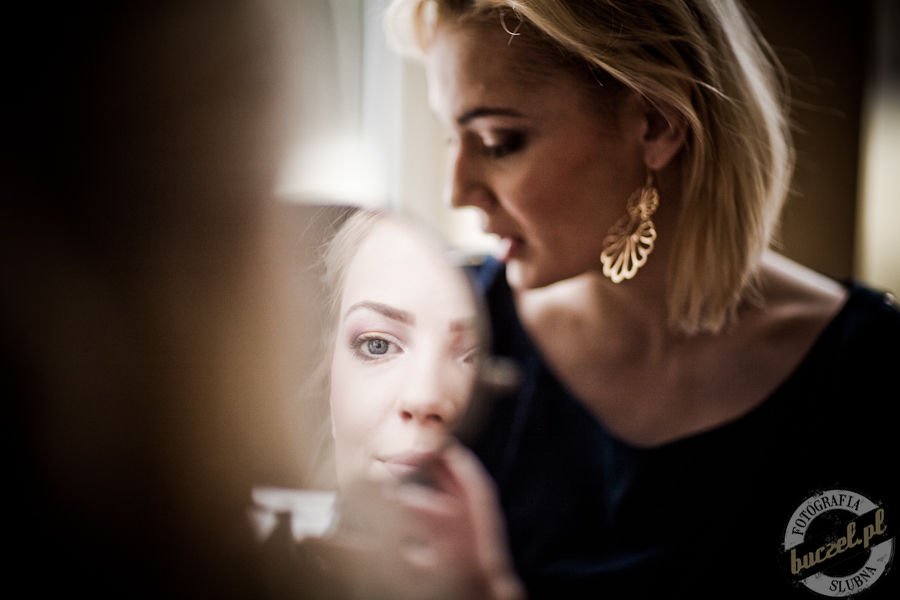 przygotowania kosmetyczka